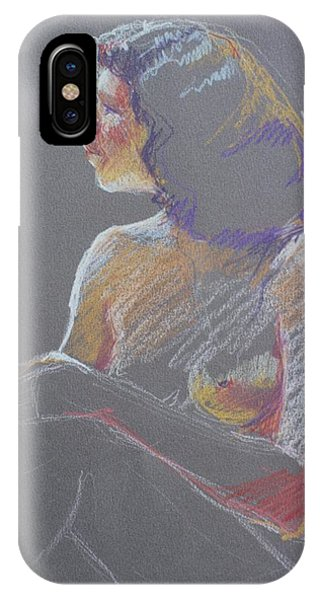 Profile 2 IPhone Case