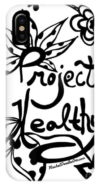 Project Healthy IPhone Case