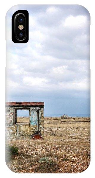 Projekt Desolate Block Phone Case by Stuart Ellesmere