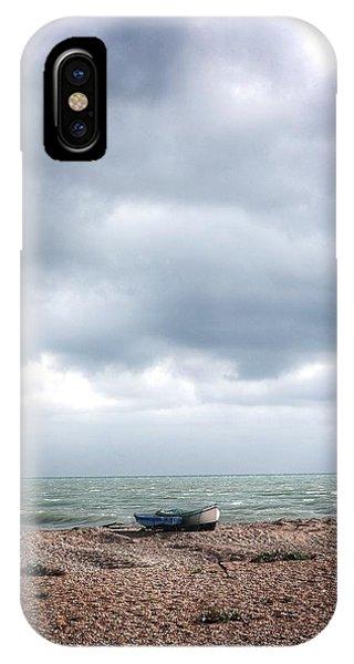 Projekt Desolate Paddle Phone Case by Stuart Ellesmere