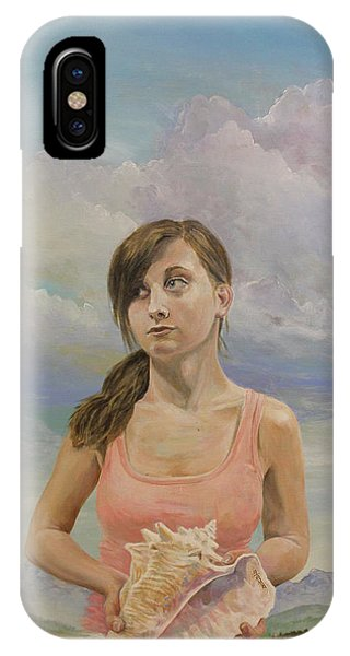 Promethea IPhone Case