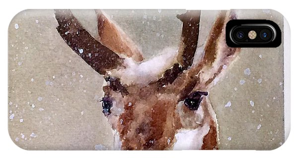 Pronghorn IPhone Case