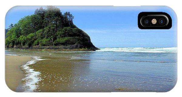 Proposal Rock Coastline IPhone Case