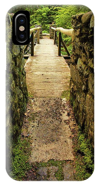 Prospective Memorial Bridge IPhone Case