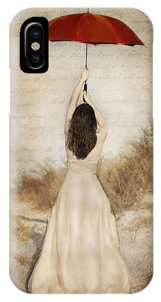 Protection Painted Lady IPhone Case