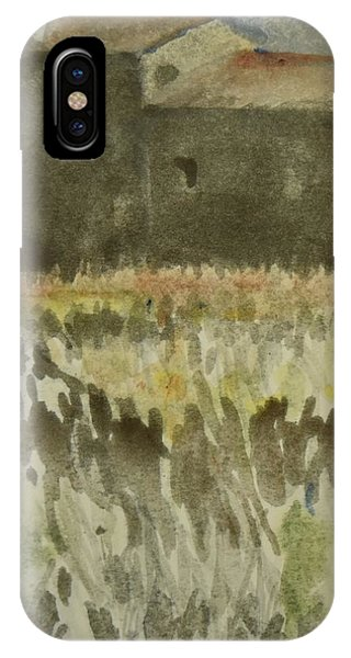 Provence Stenhus. Up To 60 X 90 Cm IPhone Case