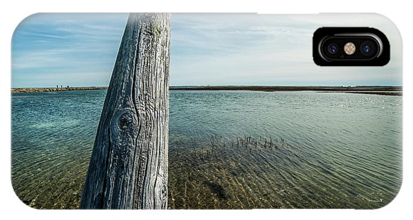Provincetown Breakwater #2 IPhone Case