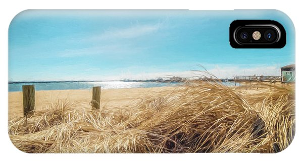Provincetown Harbor IPhone Case