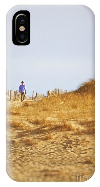 Cape Cod iPhone Case - Provincetown I by HD Connelly