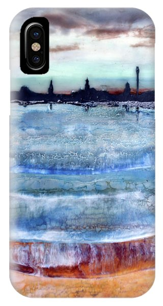Provincetown Skyline 1 IPhone Case