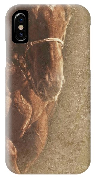 Prowess And Power IPhone Case