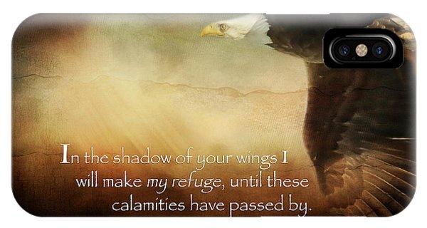 Psalm 57 IPhone Case