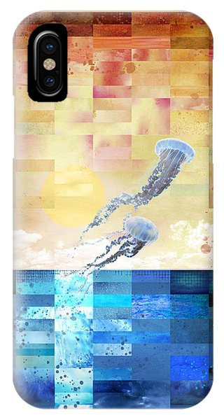 Psychotropic Rhythms IPhone Case