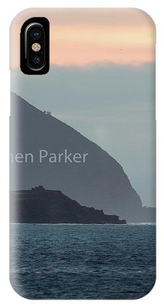 Pt. Mugu 7a9413 IPhone Case
