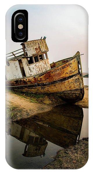 Pt. Reyes Shipwreck 1 IPhone Case