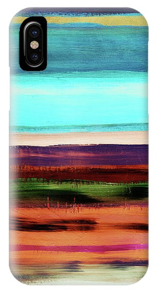 Sky iPhone Case - Pueblo 2- Art By Linda Woods by Linda Woods