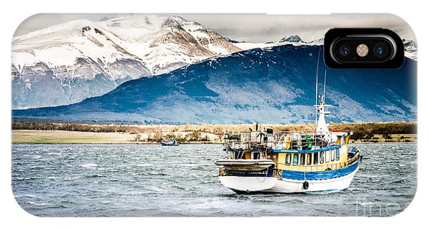 Puerto Natales Patagonia Chile IPhone Case