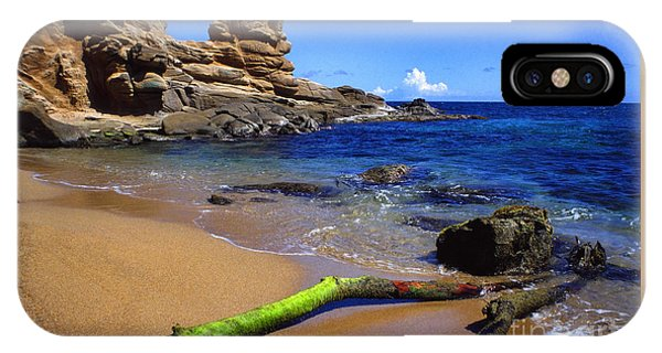 Puerto Rico Toro Point IPhone Case