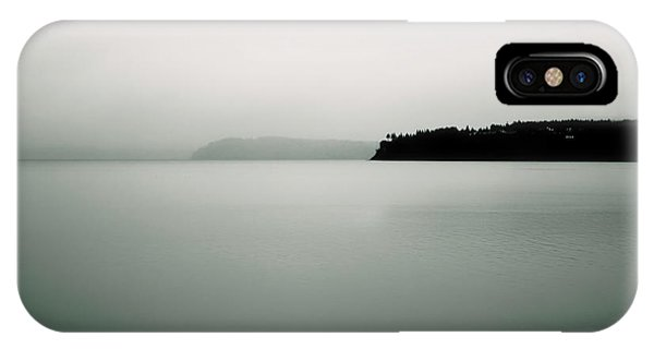 Puget Sound Blue IPhone Case