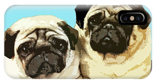 Pugs IPhone Case