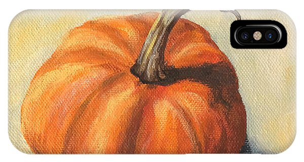 iPhone Case - Pumpkin Everything by Torrie Smiley