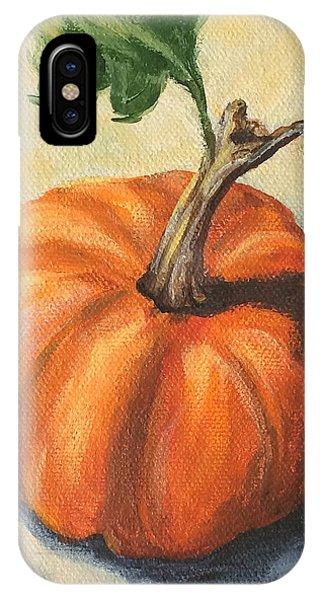 Pumpkin Everything IPhone Case