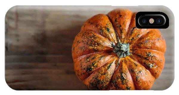 Pumpkin iPhone Case - Pumpkin by Nailia Schwarz