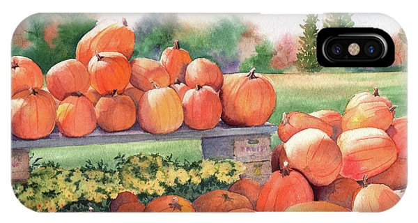 Pumpkins For Sale IPhone Case