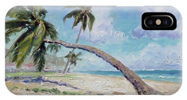 Punta Cana - Sea Beach 13 IPhone Case