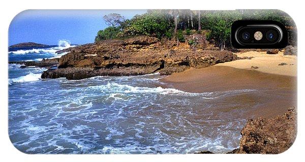 Punta Morillos Near Arecibo IPhone Case