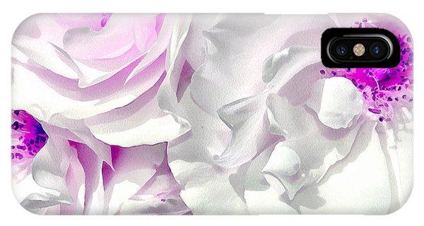 Purple Essence IPhone Case