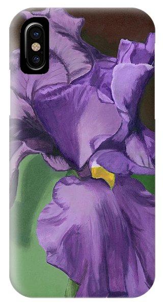 Purple Fantasy IPhone Case