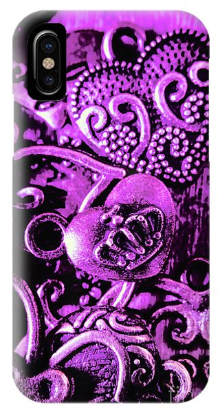 Design iPhone Case - Purple Heart Collection by Jorgo Photography - Wall Art Gallery