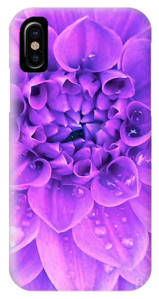 Purple Too IPhone Case