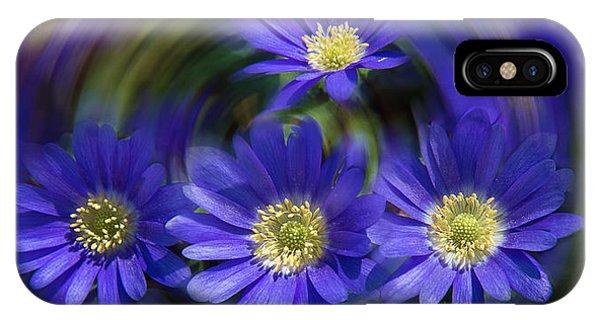 Purple In Nature IPhone Case