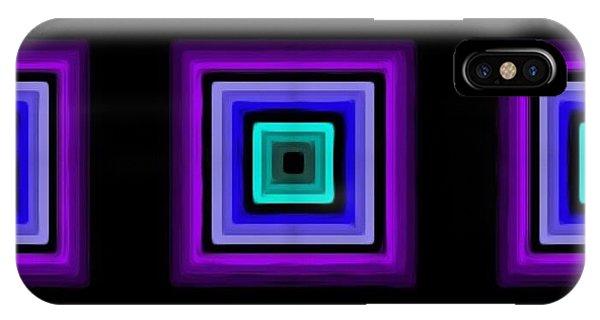 iPhone Case - Purple Love by Lisa Marie Towne