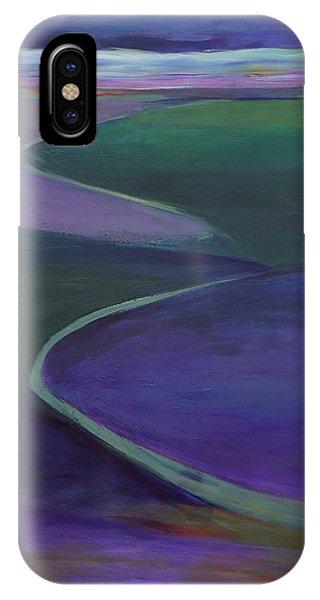 Purple Moor IPhone Case
