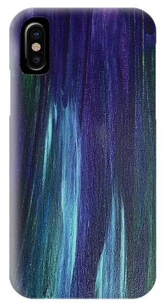 Purple Rain IPhone Case