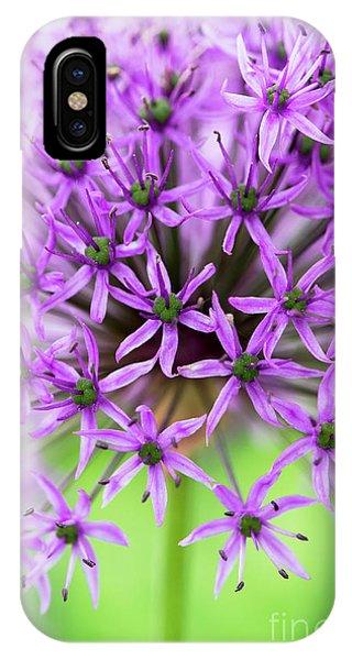 Purple Sensation IPhone Case