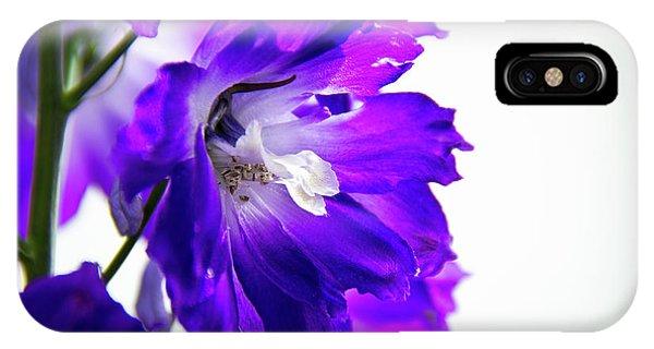 Purpled IPhone Case