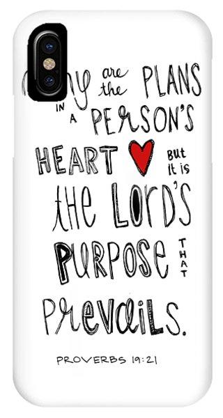 Purpose IPhone Case
