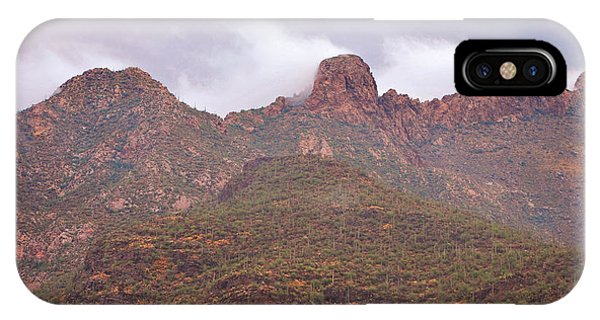 Pusch Ridge Tucson Arizona IPhone Case