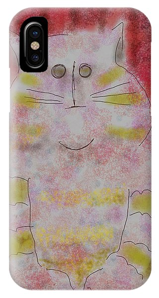 Pussy Cat IPhone Case