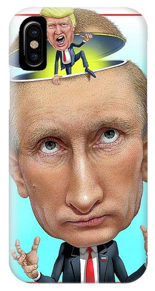 Putin 2016 IPhone Case