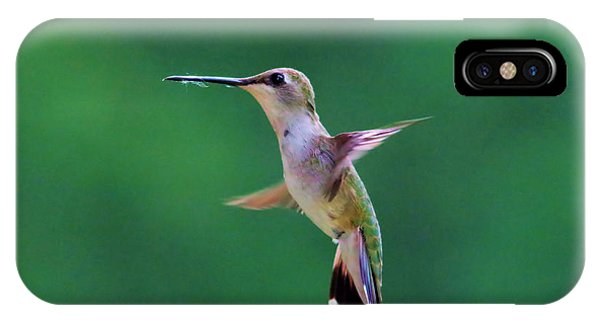 Little Things iPhone Case - Putting On The Brakes  by Jeff Swan