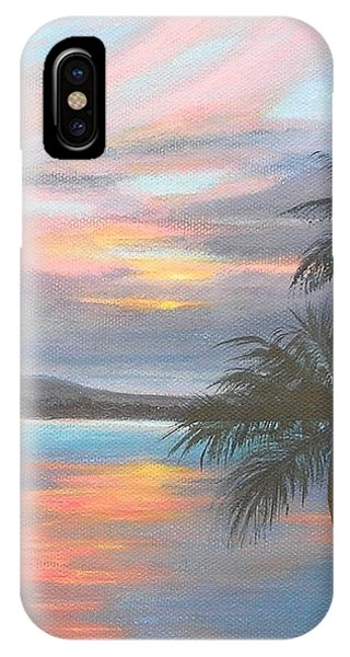 Pv Skies  IPhone Case