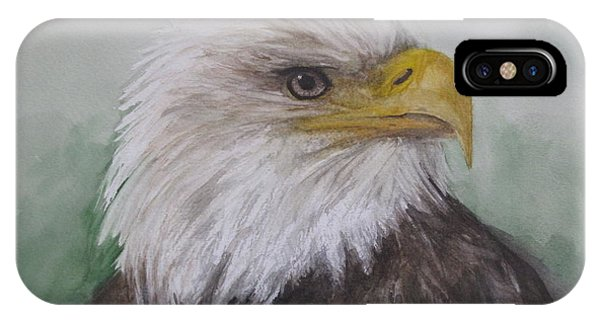 Pyrague Eagle IPhone Case