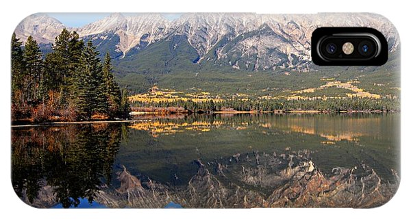Pyramid Mountain And Pyramid Lake 2 IPhone Case