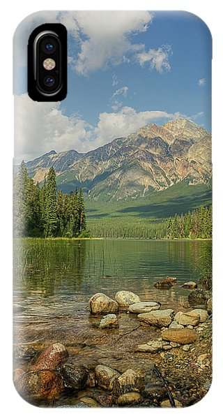 Pyramid Mountain IPhone Case