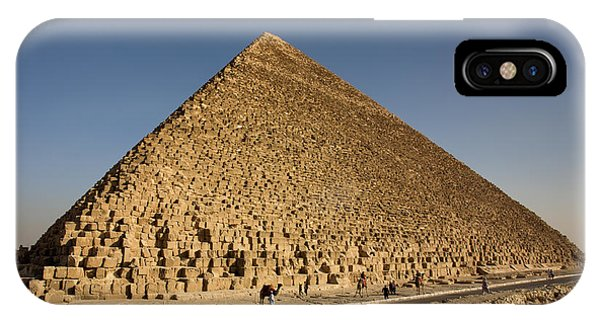 Pyramid Of Cheops IPhone Case